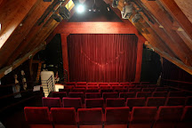 HILT black light theatre - Divadlo u Valsu, Prague, Czech Republic