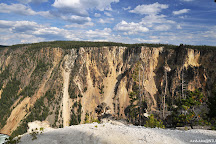 Inspiration Point, Yellowstone National Park, United States