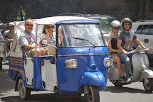 Tuk Tuk Roma Tour Day Tours, Rome, Italy