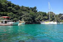 Ilha dos Cocos Beach, Paraty, Brazil