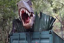 Parque Vale Dos Dinossauros, Canela, Brazil