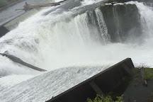 Willamette Falls, Oregon City, United States