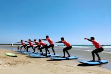 Surf Pro Surf School, Lisbon, Portugal