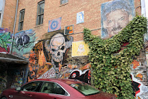 Art Alley, Rapid City, United States
