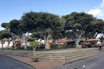 Plaza de La Libertad, Garachico, Spain