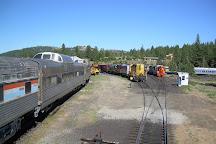 Western Pacific Railroad Museum, Portola, United States