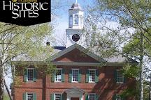 Historic 1767 Chowan County Courthouse, Edenton, United States