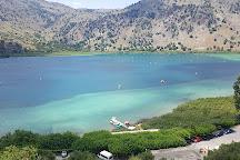 Lake Kournas, Kournas, Greece
