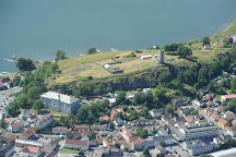Slottsfjellsmuseet, Tonsberg, Norway