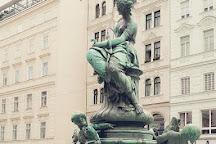 Donner Brunnen, Vienna, Austria