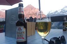Bergrestaurant Aellfluh, Grindelwald, Switzerland
