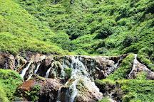 Golden Waterfall, Ruifang, Taiwan