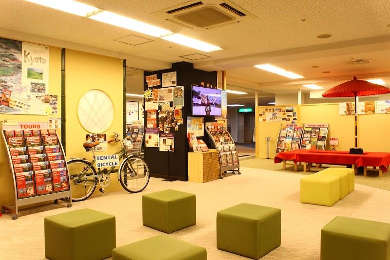 関西ツーリストインフォメーションセンター京都