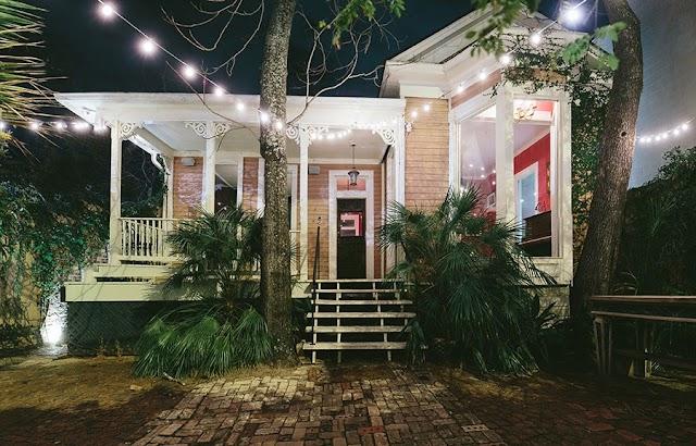 Justine's Secret House
