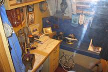 C-189 Submarine Museum, St. Petersburg, Russia