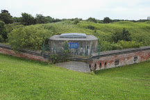 Fort Kugelbake, Cuxhaven, Germany