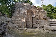 El Hormiguero Archaeological Zone, Campeche, Mexico