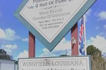Louisiana Political Museum, Winnfield, United States