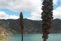 Laguna Quilotoa, Cotopaxi Province, Ecuador