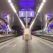 Железнодорожная станция  Graz Hbf