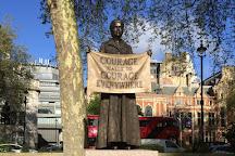 Millicent Fawcett Statue, London, United Kingdom