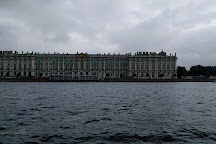 State Hermitage Museum and Winter Palace, St. Petersburg, Russia
