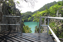 Blue Lagoon (Emerald Lake), Ang Thong, Thailand