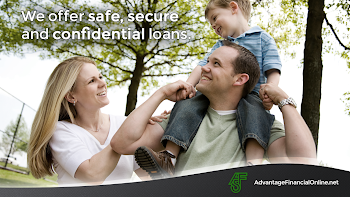 Advantage Financial Services - Hammond Payday Loans Picture