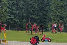Kinsmen Spray Park, Edson, Canada