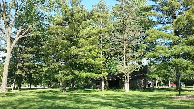 Mauthe Lake Campground