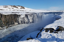 Selfoss Waterfall, Northeast Region, Iceland