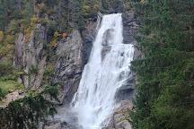 Wasserfall Hart, Hart im Zillertal, Austria