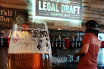 Legal Draft Beer Company, Arlington, United States