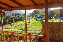 Planetario Natural Alfa Aldea, Vicuna, Chile