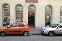 Szputnyik Shop K-22, Budapest, Hungary