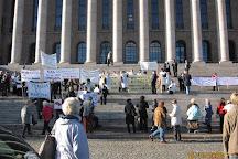 The Parliament House, Helsinki, Finland