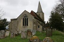 St Nicholas Church, Pluckley, United Kingdom
