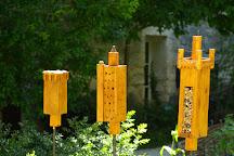 Jardin médiéval, Uzes, France