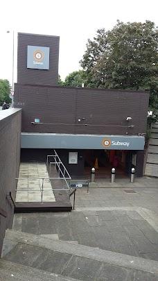 St Georges Cross SPT Subway Station glasgow