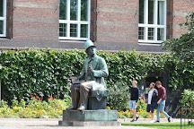 H.C. Andersen Statue, Copenhagen, Denmark