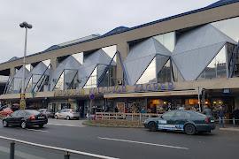 Станция   Zagreb   Autobusni Kolodvor
