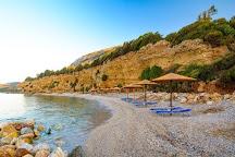 Votsalakia Beach, Marathokampos, Greece