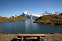Bachalpsee Lake, Grindelwald, Switzerland