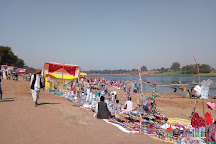 narmada river puja, Jabalpur, India