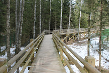 Ligatnes Nature Trails, Ligatne, Latvia