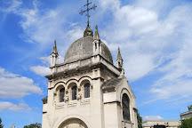 Cimetiere de Passy, Paris, France