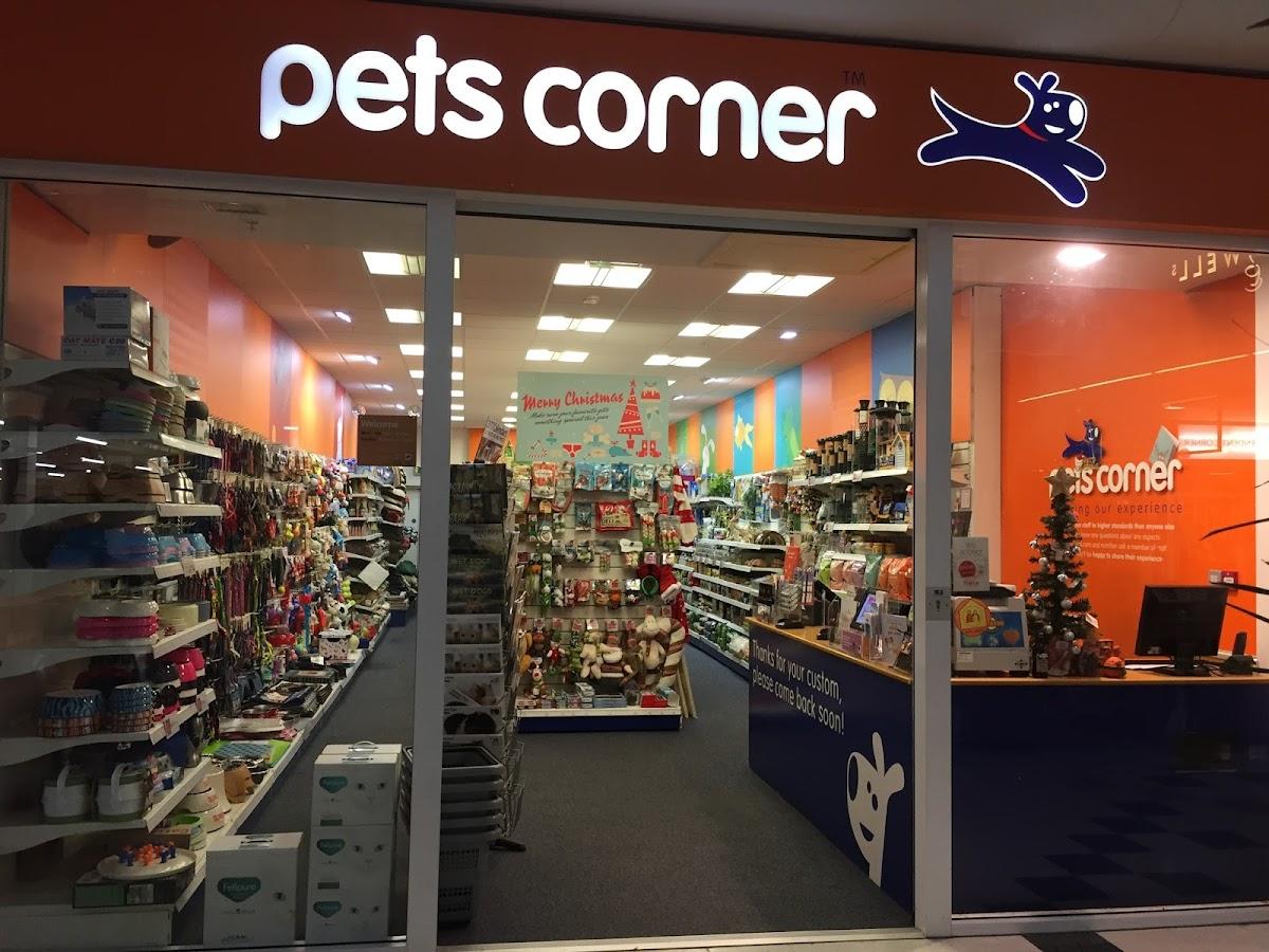 Pets Corner Swindon store