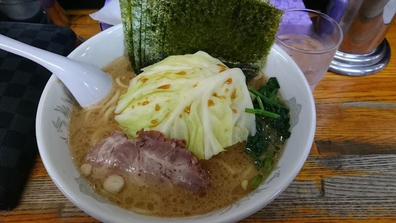 横浜ラーメン厨房 うえむらや