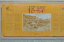 Historic Hat Creek, Cache Creek, Canada