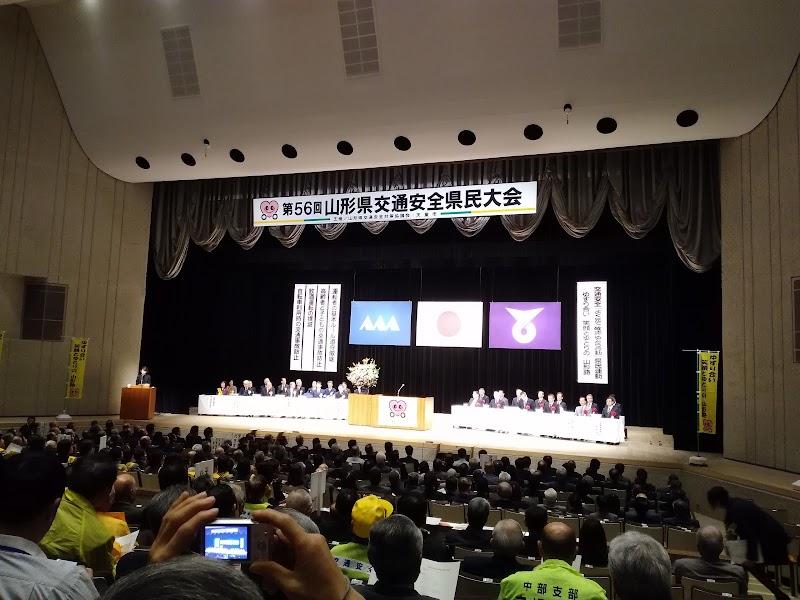 天童市市民文化会館 - JapaneseClass.jp
